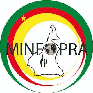 Site d'inscription en ligne, Concours et Recrutements MINFOPRA