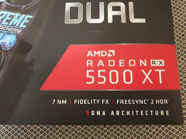 Before we test the ASUS Dual Radeon RX 5500 XT EVO