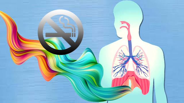 Three things must be used to keep the lungs healthy