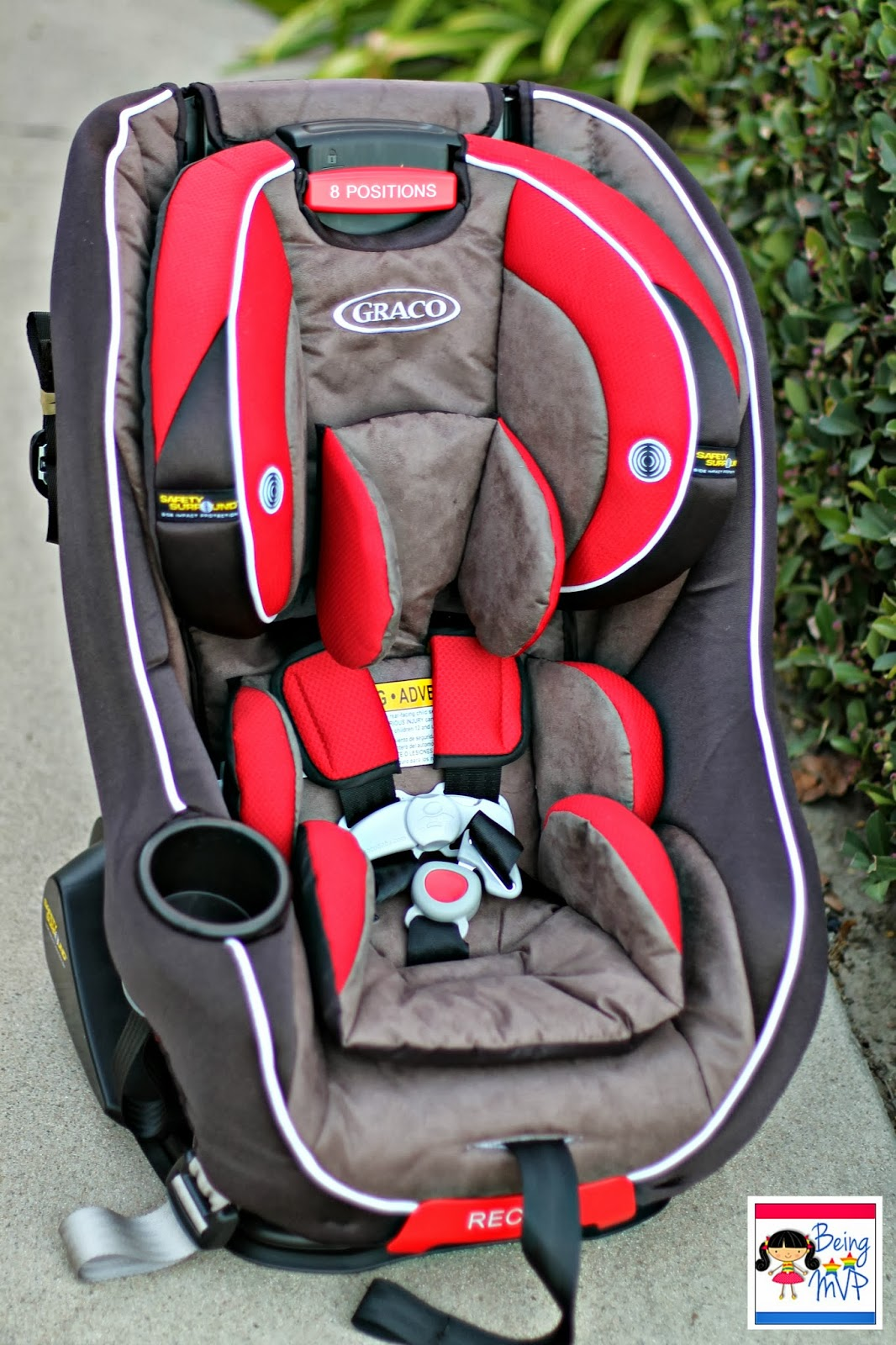 Buckle Up For Safety With Graco Head Wise 70 Car Seat Surround Protection