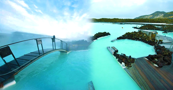 Experience The Magical 'Blue Lagoon' Dubbed As The Most Relaxing Place In The World! Must See!