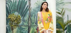 Adan's Libas launches Digital Printed And Embroidered Schiffli Lawn