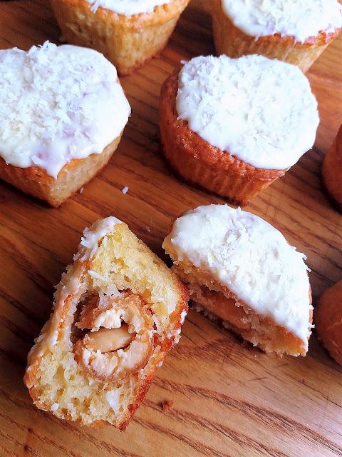 Muffinki z raffaello przepis