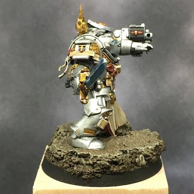 Grey Knight Brotherhood Champion right side