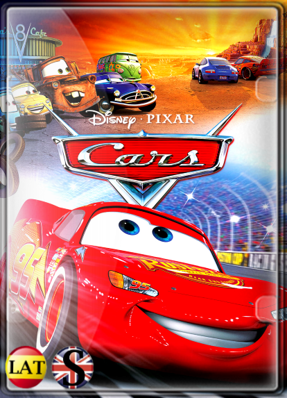 Cars (2006) FULL HD 1080P LATINO/INGLES