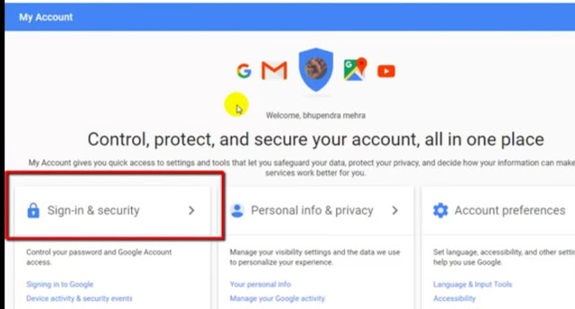 Google Security 1 - Homies Hacks