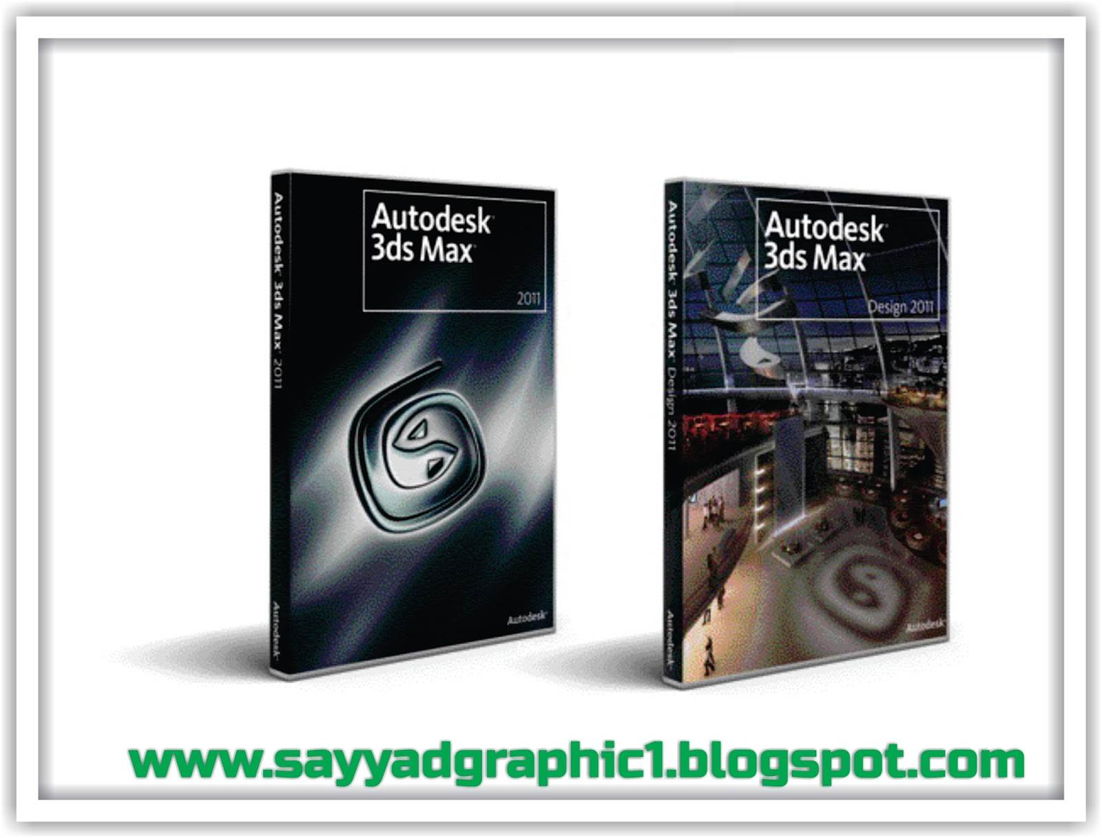 3ds max 2011 download
