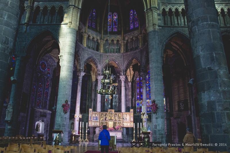 Igreja Notre-Dame em Dinant