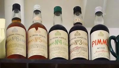 Pimms-Những chai rượu thất lạc