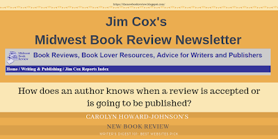 Q&A About Review Protocol From Jim Cox
