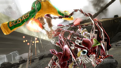 Tekken 6 PC Gameplay