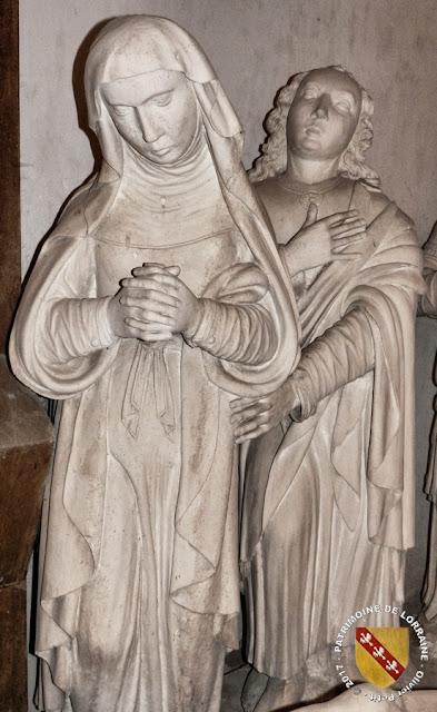 GONDRECOURT-LE-CHATEAU (55) - Mise au tombeau (Fin XVIe-Début XVIIe siècle)