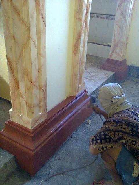 Tukang cat wash pati