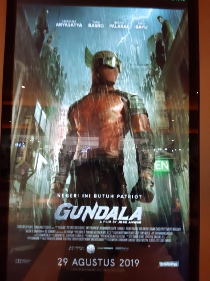 Nonton Film Online Gundala : nonton, online, gundala, Gundala, Kelahiran, Pahlawan, Super, Indonesia, Restu, Agustina