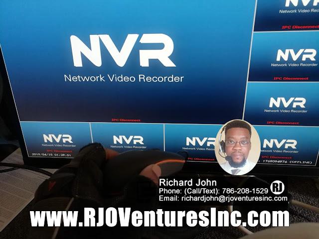 Surveillance Camera Installation - IT Solutions - Technology Services - Onsite [RJOVenturesInc.com]
