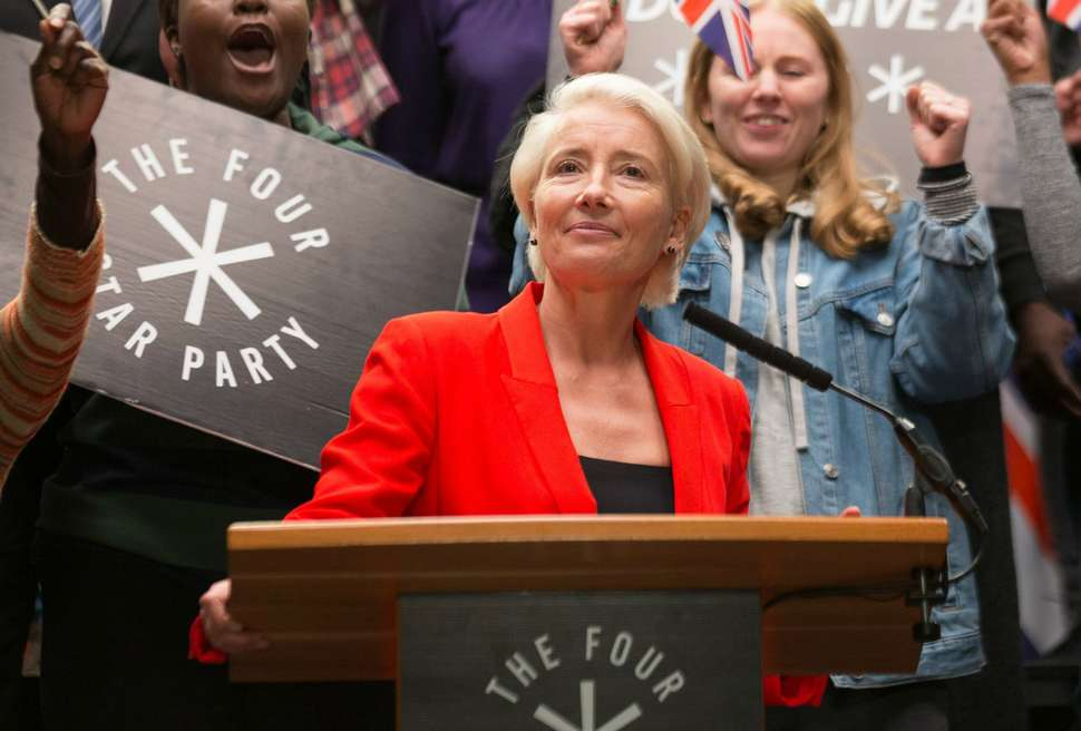 Emma Thompson en Years and Years