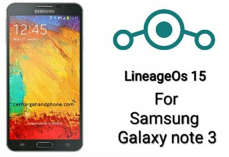 Instal Android 8.1 Oreo Untuk Samsung Galaxy Note 3