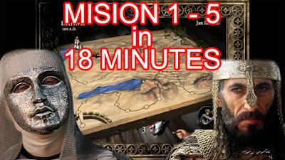 Stronghold Crusader Journey (Perjalanan)