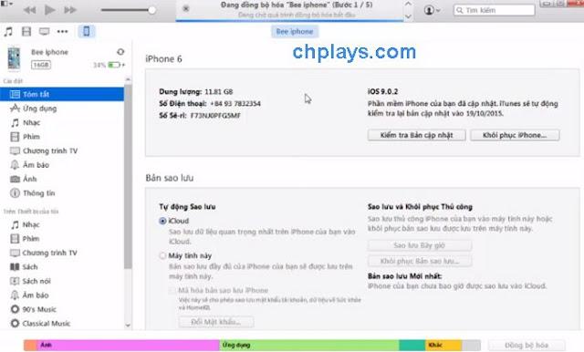 Tải iTunes - Copy nhạc vào iPhone 32bit, 64-bit mới nhất về máy tính c