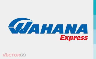 Logo Wahana Express - Download Vector File SVG (Scalable Vector Graphics)