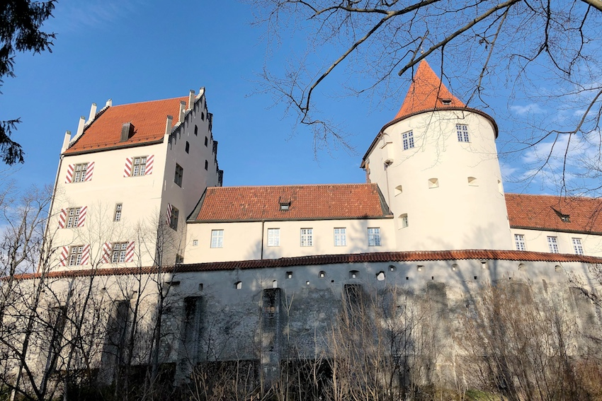 Hohes Schloss Füssen