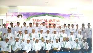 SMP Integral Hidayatulah Depok Gelar Tasmi' Al Quran Ujian Terbuka dan Perpisahan Kelas IX