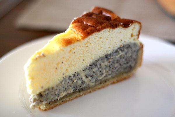 Mohn Schmand Torte Pedilu