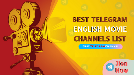 English Telegram Channels