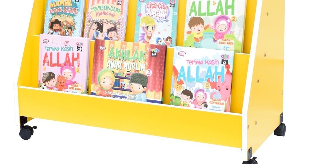 ALAT BANTU MENGAJAR (ABM): Economy Single-sided Bookshelf ...