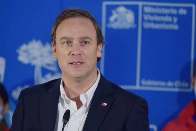 Ministro Felipe Ward