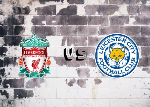 Liverpool vs Leicester City  Resumen y Partido Completo