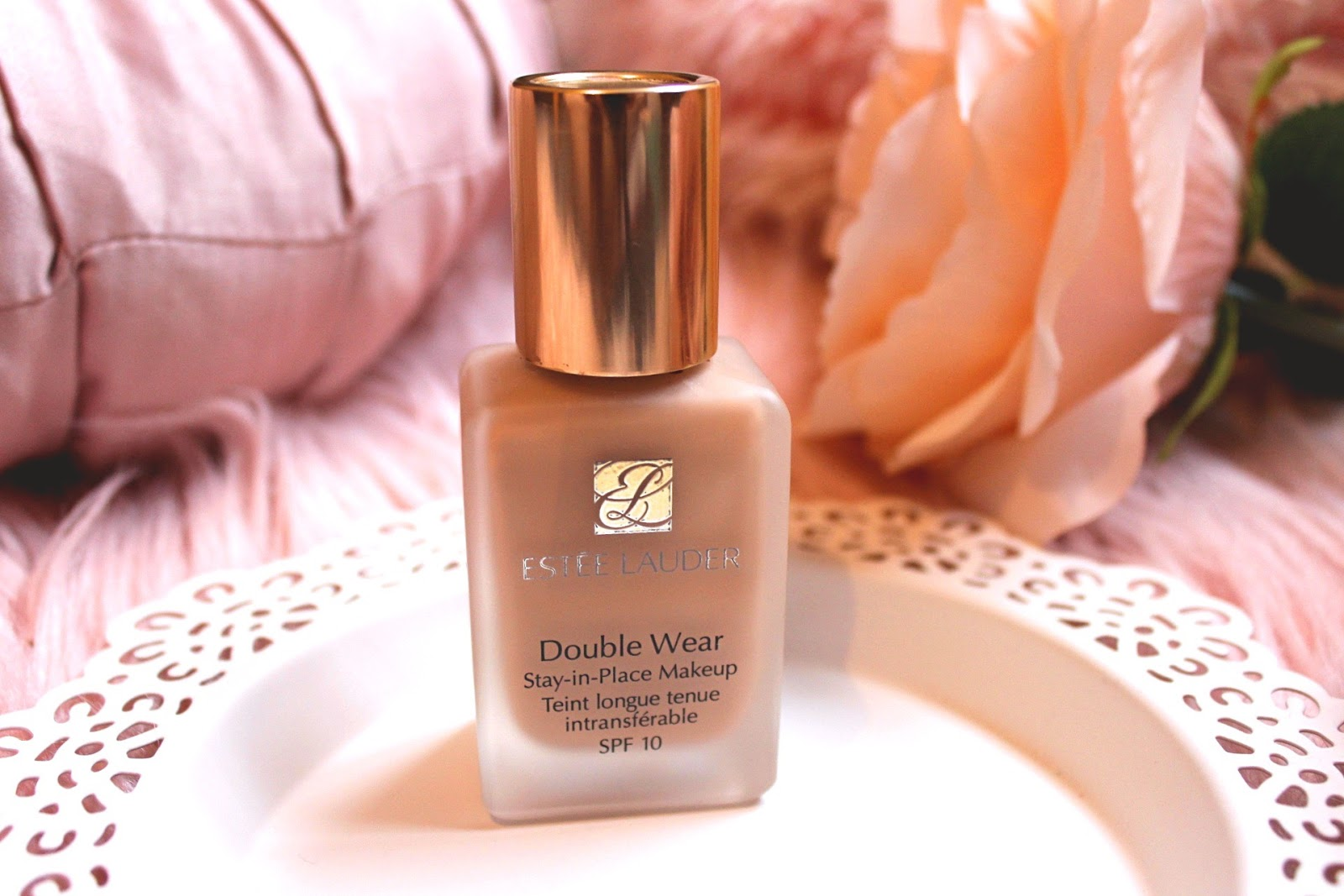 фон дьо тен Estee Lauder Double Wear