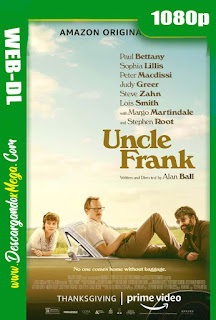 Uncle Frank (2020) HD 1080p Latino