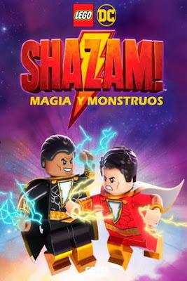 LEGO DC Shazam Magia y Monstruos en Español Latino