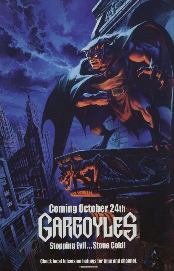 Gargoyles (1994- ) ταινιες online seires xrysoi greek subs