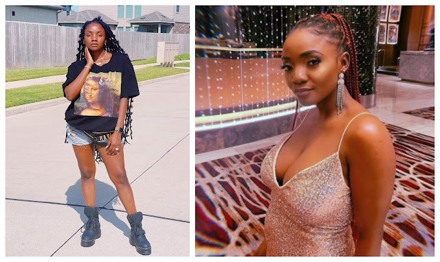 Singer Simi fires back at man who insulted her for faulting the assumption that women who hype themselves are cocky