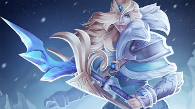Gambar Panduan Hero Dota 2 Crystal Maiden