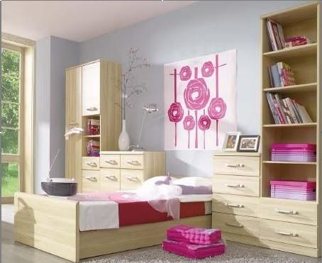 a mi manera colores para pintar y decorar una habitacin juvenil
