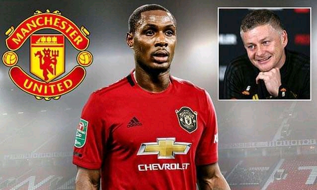 Solskjaer Confirms Ighalo Will Make His Man United Debut Against Chelsea