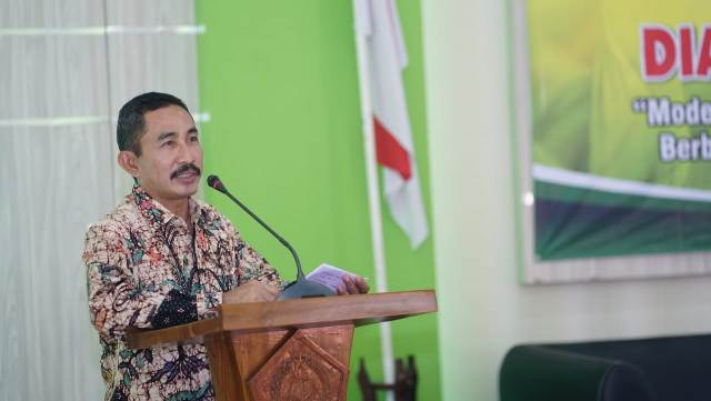 Bupati Haryanto: Perbedaan Pilihan Pemilu, itu Hal Wajar