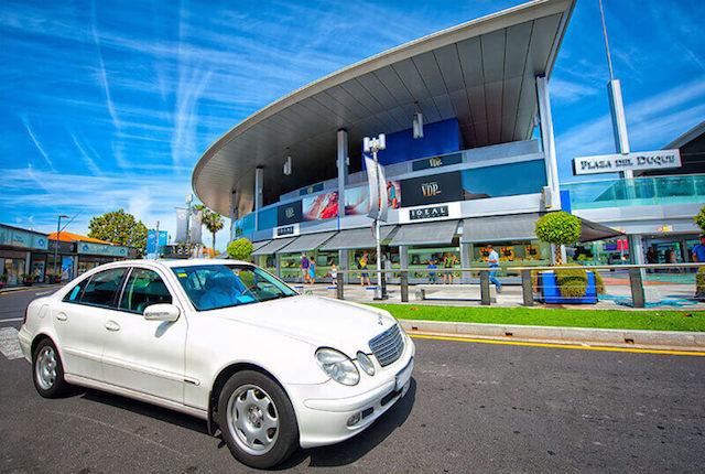 Transfer do Aeroporto de Tenerife até o hotel