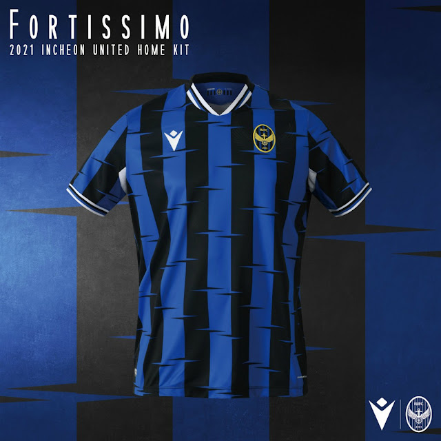 Incheon United 2021 Kits