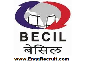 BECIL Recruitment 2019 for Junior Engineers Posts