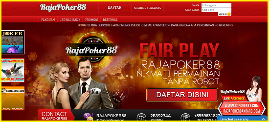 Image result for benner rajapoker88