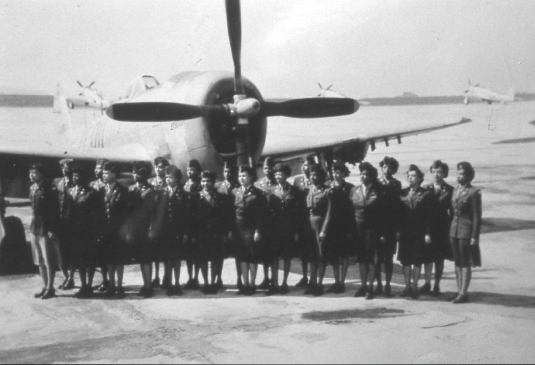 Columbus Bicentennial: Tuskegee Air Women