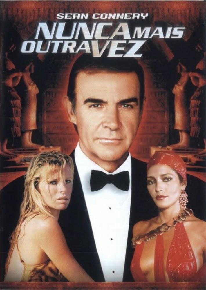 007: Nunca Mais Outra Vez – Dublado (1983)