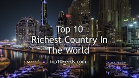 Top 10 Richest Country In the World