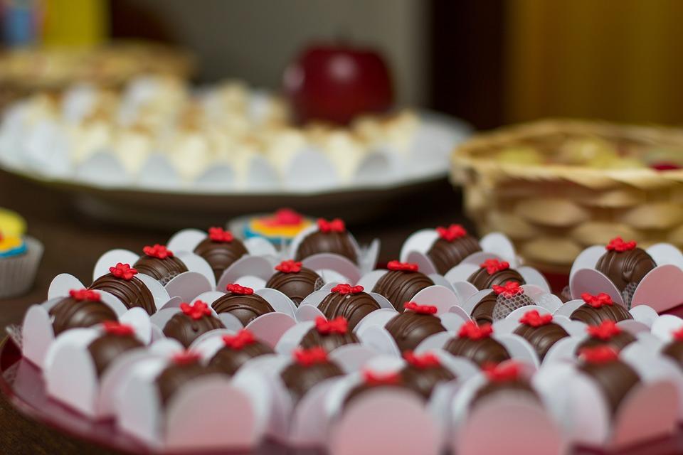 Venda doces para festas