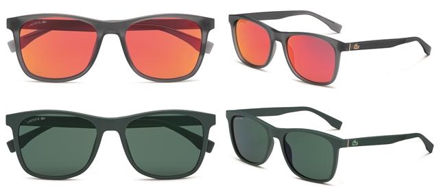 MODA & BELEZA: Design responsável e estilo icônico encontram-se nos novos óculos de sol Lacoste L.12.21