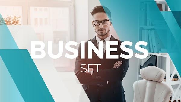 Filmstocks Business Set | Filmora Effects